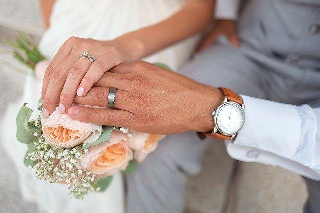 mani sposa