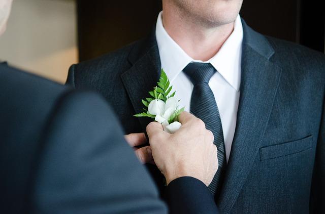 bellezza sposo