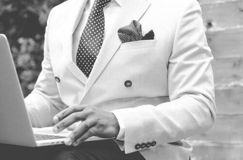 Cravatta da uomo